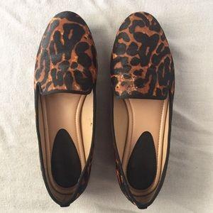 Antonio Melani Gigi Leopard Flats